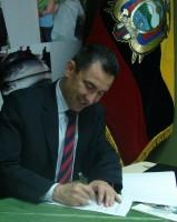 Juan Carlos Palacios- Director Ejecutivo COMAFORS