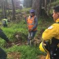 Se realizarán capacitaciones a guardaparques para prevención de incendios