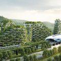 Convertir a China en ciudades verdes para salvar la contaminación