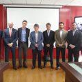Diferentes actores del sector forestal mantuvieron una reunión con el Ministro de Agricultura