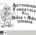 Actividades Forestales para niñas y niños curiosos