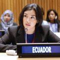 Ecuador participa en la 13a Reunión del Foro de Bosques de Naciones Unidas