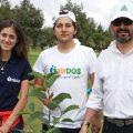 La Corporación Maresa con la colaboración de la Corporación de Manejo Forestal Sustentable, sembraron 250 árboles en el DMQ