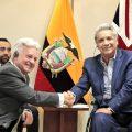 Ministro de Reino Unido asegura que el Brexit no afectará relación comercial con Ecuador