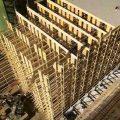 Estudio: los edificios pueden convertirse en sumideros de carbono si la madera reemplaza al cemento y al acero